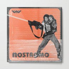 Nostromo Metal Print