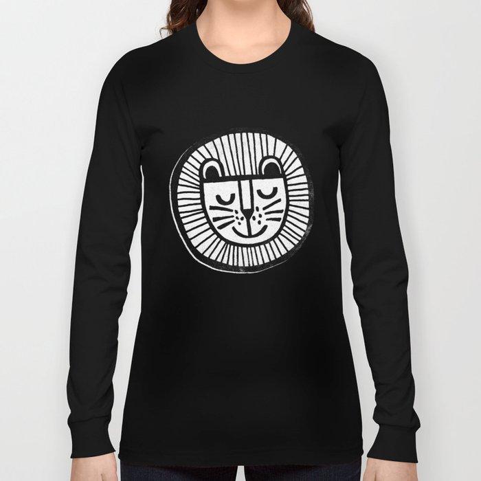 HAPPY LION Long Sleeve T-shirt