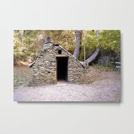 Little House Metal Print