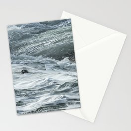 Staying Afloat in a World of Turmoil Stationery Cards