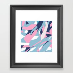 Hastings Zoom Pink Framed Art Print