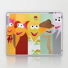 Fraggle Rock: We Are Harmony Laptop & iPad Skin
