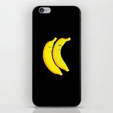 Spooning Bananas iPhone & iPod Skin