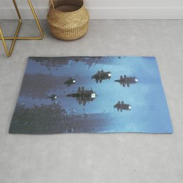 The Voyage Home Rug