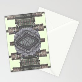 Architecture navajo Stationery Cards