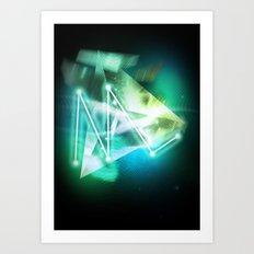 year3000 - Constellations Art Print