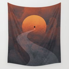 Come In Wall Tapestry