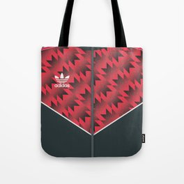 United 91 Track Top Tote Bag