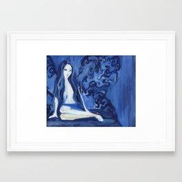 winged Framed Art Print
