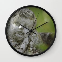 Angel with wings Wall Clock