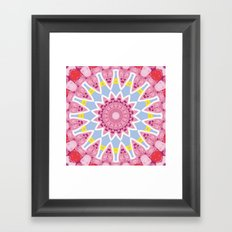 Kaleidoscope #1 Framed Art Print