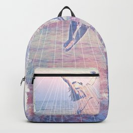 Elementalists under the Sunset Backpack