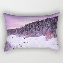 WILD LANDSCAPE 18 Rectangular Pillow