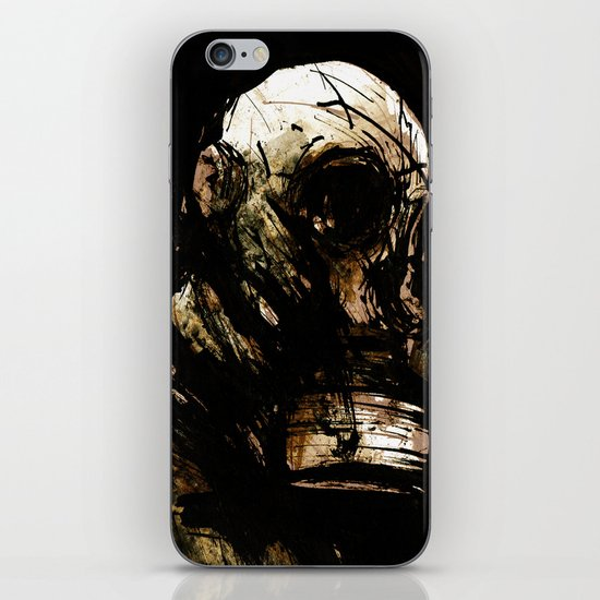Just Waitin' For The Vultures To Come iPhone & iPod Skin