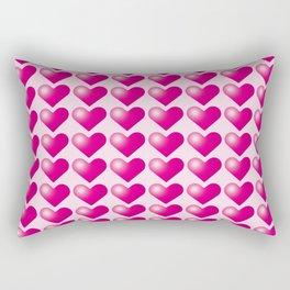 Hearts_D03 Rectangular Pillow