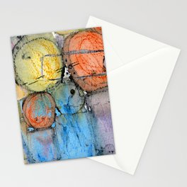 Megalithic Grave III Stationery Cards