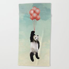 Pandalloons *** Beach Towel