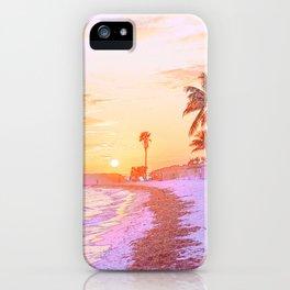 Beach Vibes iPhone Case