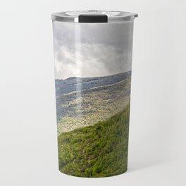 Umbrian hills Italy Travel Mug