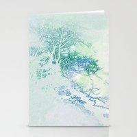 oriental Stationery Cards featuring Oriental by Aniko Gajdocsi