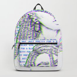 Not Just Pretty Backpack
