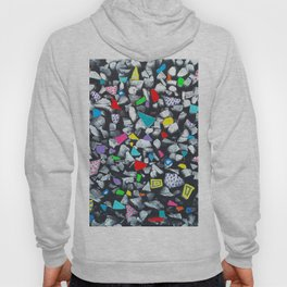 Wood and color Hoody