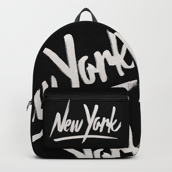 NYC is over the top Backpack