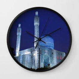Great Mosque Saint Petersburg Wall Clock