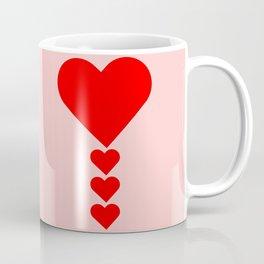 Exclamation mark - Love punctuation Coffee Mug