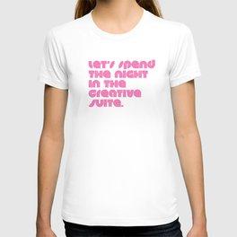Cozy Creative Suite. T-shirt