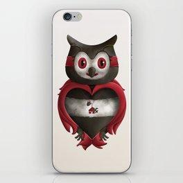 Xavier the Owl iPhone Skin