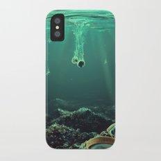 Missed Deadlines Slim Case iPhone X