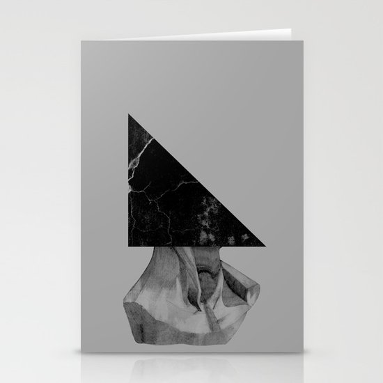 A Triangle Stationery Cards