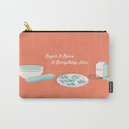 Sugar & Spice Carry-All Pouch