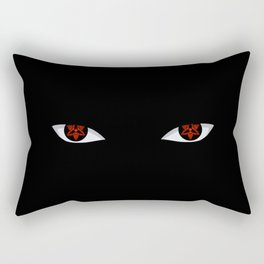 Eyes of the Avenger Rectangular Pillow