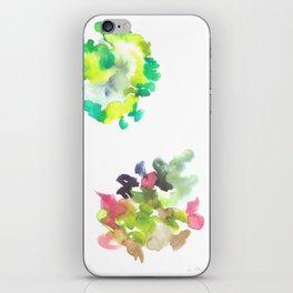 180802 Beautiful Rejection  2 | Colorful Abstract iPhone Skin