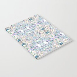 That Butterfly Feeling (White) Notebook