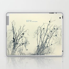 gretchen, dust the antiques Laptop & iPad Skin