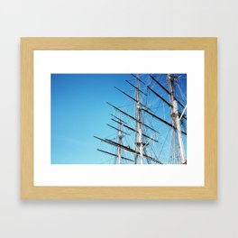 Cutty Sark (2) Framed Art Print