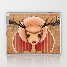 Wicked Pearls Laptop & iPad Skin