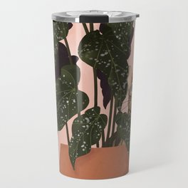 tiger at heart Travel Mug