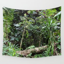 Tropical Rainforest 04 Wall Tapestry