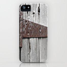 Hinge  iPhone Case
