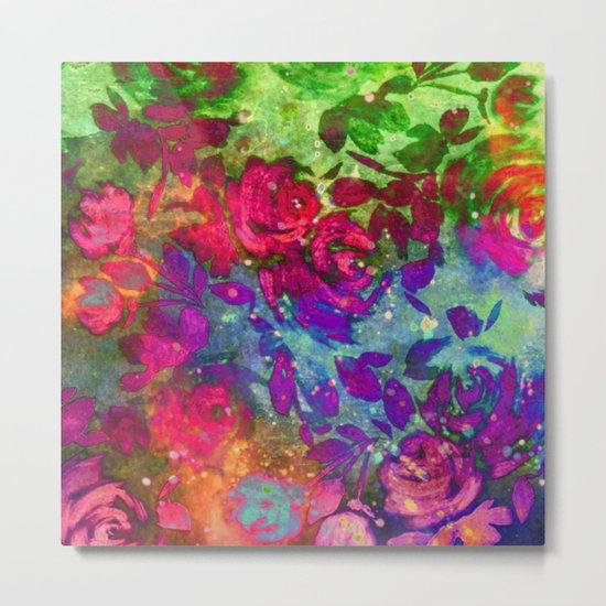 enchanted roses Metal Print
