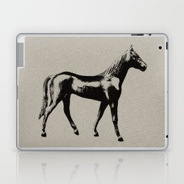 Old Wooden Horse Laptop & iPad Skin