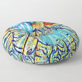 50 & Fabulous AF Floor Pillow