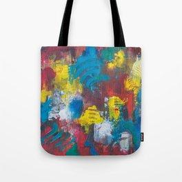 Meditative Reality Tote Bag
