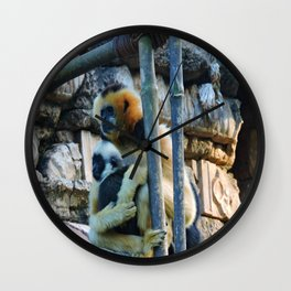 The comfort of Mother Wall Clock