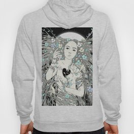 Tangled Up in Life (A Portrait of Nature) Hoody