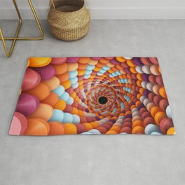 Colorful Portal Rug